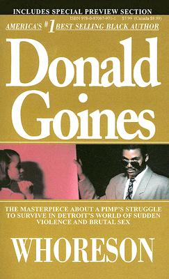 Whoreson By Goines, Donald